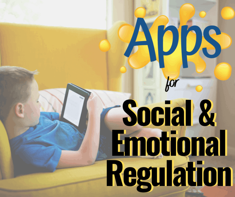 10 Apps for Emotion Regulation and Social Interactions | Social Skills | Free