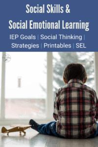 social emotional goals