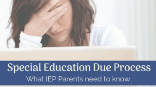 {Special Education Due Process} 11 Critical Points to consider before filing.