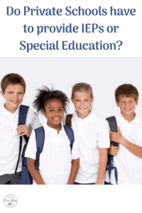 special education private school