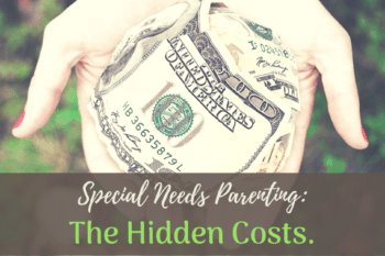 The Hidden Costs of Parenting a Disabled Child.
