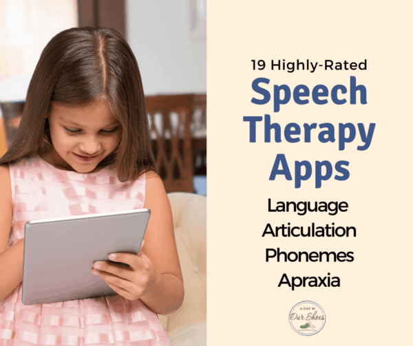 19 Top-Rated Speech Therapy Apps | Language | Apraxia | Articulation | Phonemes