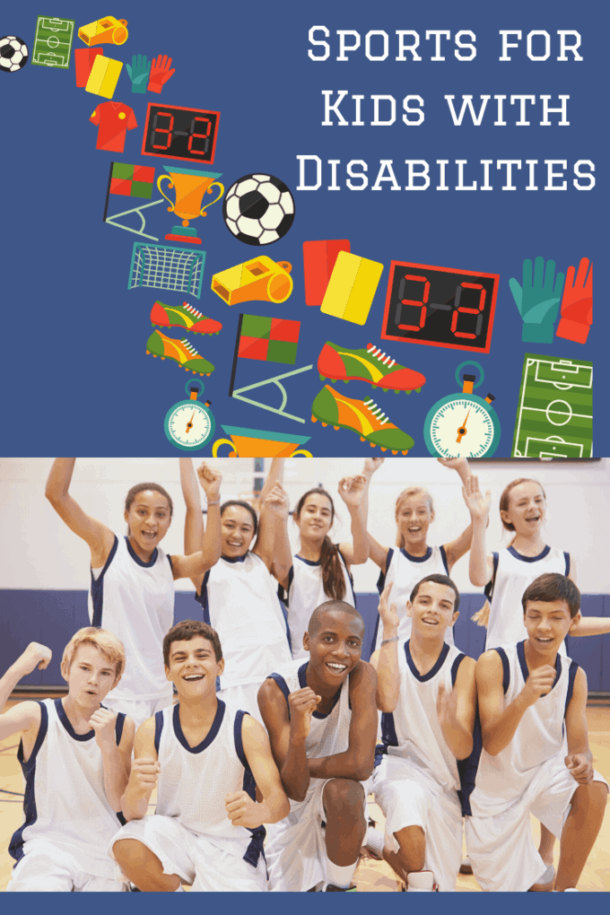 sports for disabled kids