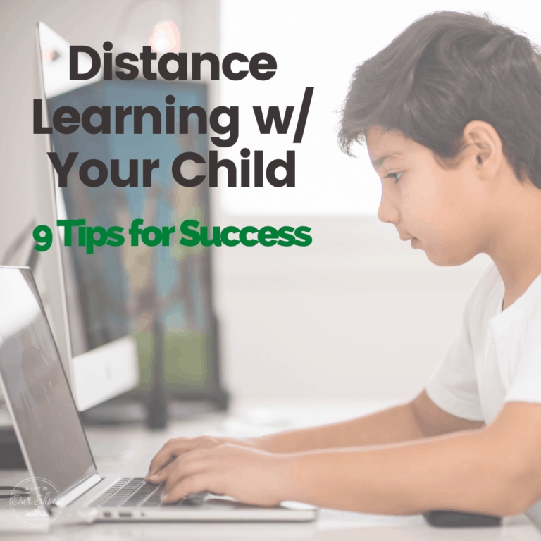 9 Essential Tips for Supporting Your Child's Learning at Home During COVID-19.