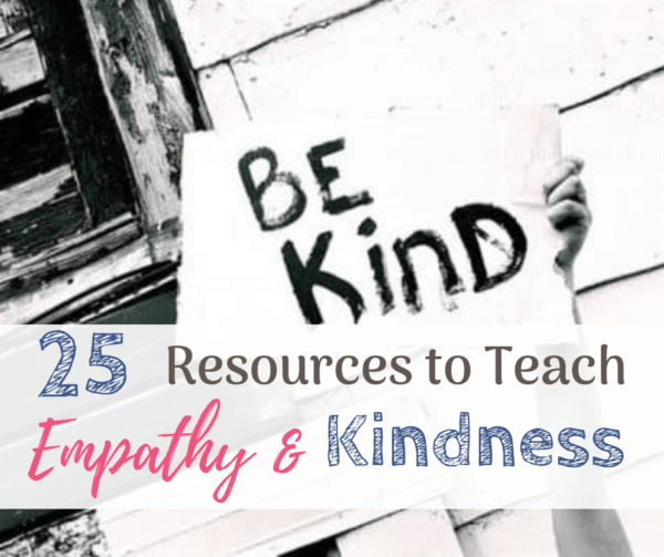 teach empathy kindness