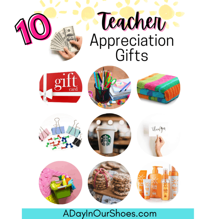 Best Teacher Appreciation Gifts for 2021 | Inexpensive | Thoughtful | Useful