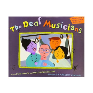 the deaf musicians book cover