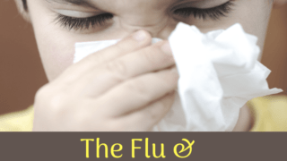 15 Tips to help you Worry Less about the Flu and your {disabled/nonverbal} Child.
