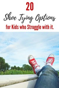 how to tie shoes for kids who cannot do it
