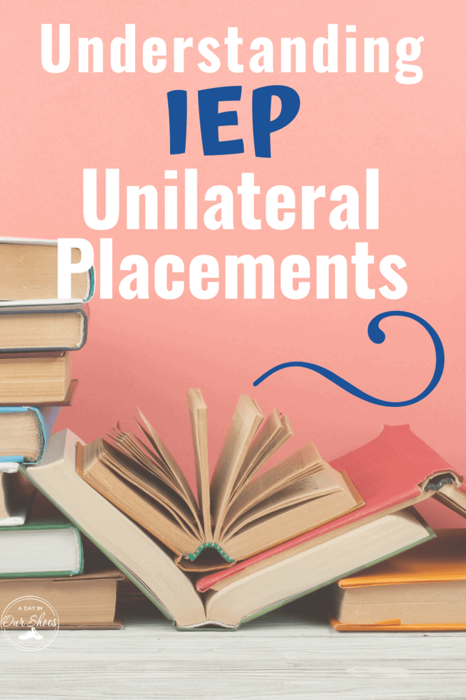 unilateral placement