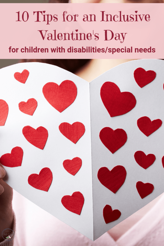 valentines day special needs