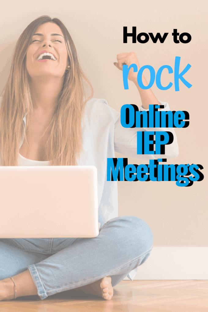 virtual iep meeting
