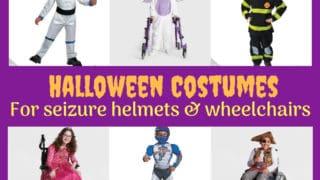 20 Easiest Halloween Costumes Ideas | Seizure Helmet or Wheelchair