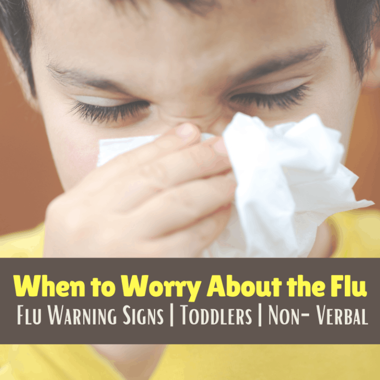 When to Worry about the Flu   Flu Warning Signs in Kids   Tips from Aria Health