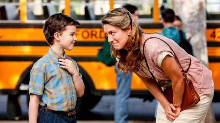 Mary Cooper is All of Us   What Channel is Young Sheldon On?